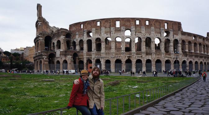 Roman Holiday: Day 1