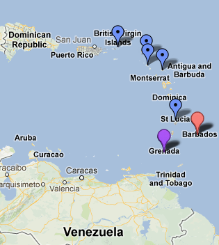 Caribbean Cruise: Part 1